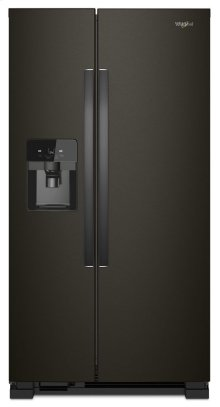 *Scratch and Dent* 36-inch Wide Side-by-Side Refrigerator - 25 cu. ft.