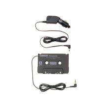 Car Power Adaptor and Cassette Adaptor Package