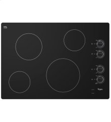 30-inch Electric Ceramic Glass Cooktop with Schott Ceran® Surface