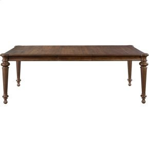Cascade Rectangle Leg Table