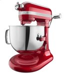 KitchenAid® Pro Line® Series 7-Qt Bowl Lift Stand Mixer - Candy Apple Red Product Image