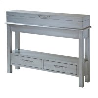 Messina 2-drawer Console Table With Flip-top Storage Product Image