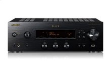 Networked 2-channel stereo system for hi-res audio listening