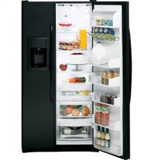 GE Profile Counter-Depth 22.6 Cu. Ft. Side-by-Side Refrigerator with Dispenser
