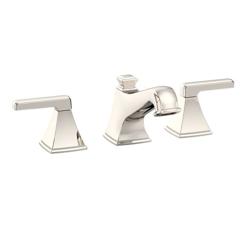 Connelly™ Widespread Lavatory Faucet - Polished Nickel