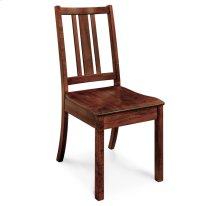 Waveland Side Chair, Fabric Seat