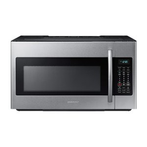 Samsung Appliances1.8 cu. ft. Over-the-Range Microwave with Sensor Cooking in Fingerprint Resistant Stainless Steel