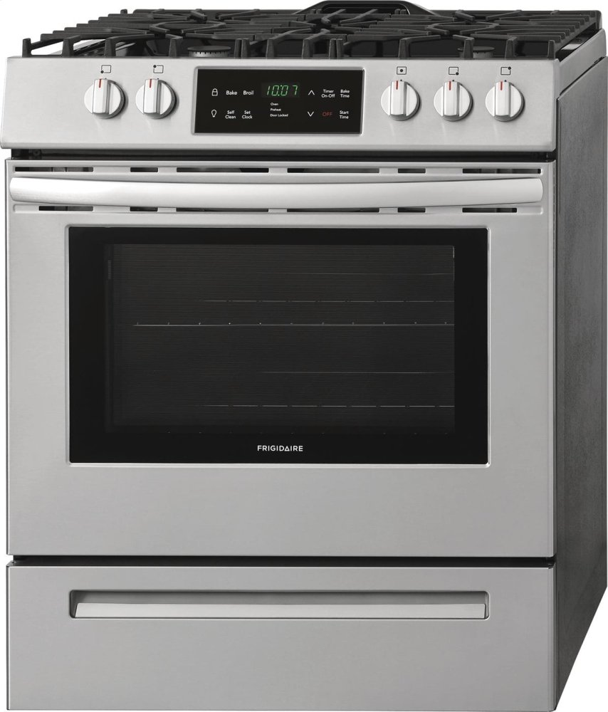 FFGH3054US Frigidaire 30'' Front Control Freestanding Gas