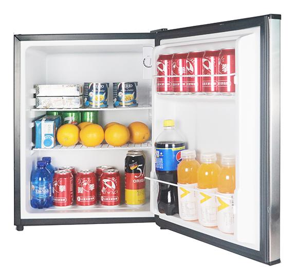 AR24T3S Avanti 2.4 Cu. Ft. All Refrigerator BLACK CABINET W ...