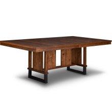 Cumberland 42x72+2-12 Trestle Table