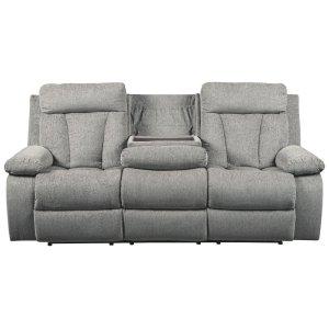 Ashley FurnitureSIGNATURE DESIGN BY ASHLEYREC Sofa w/Drop Down Table