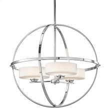 Olsay Collection Olsay 3 Light Halogen Chandelier - CH