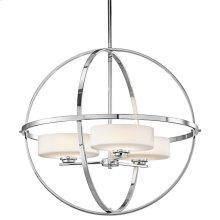 Olsay Collection Olsay 3 Light Halogen Chandelier - CH