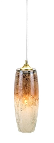 Hensen Glass Pendant Light