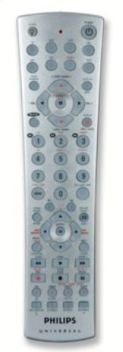 Philips Remote Control US2-PDVR8 Universal Digital Product Image