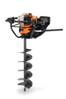 A high performance and safe auger perfect for professionals.