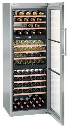 "28"" Multi-temperature wine cabinet"
