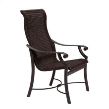 Montreux Woven High Back Dining Chair