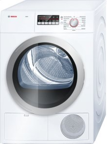 """24"""" Compact Condensation Dryer Axxis - White WTB86201UC"""