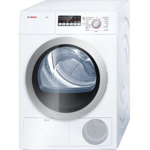 "Bosch24"" Compact Condensation Dryer Axxis - White WTB86201UC"