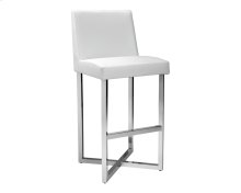 Howard Barstool - White