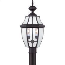 Newbury Black Outdoor Lantern