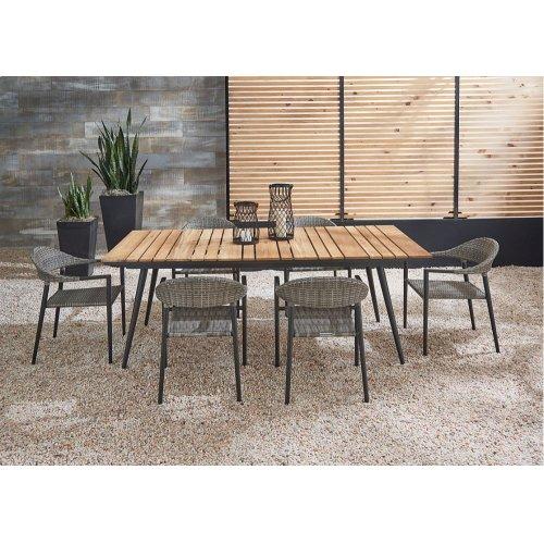 Essentials Dining Rectangular Table
