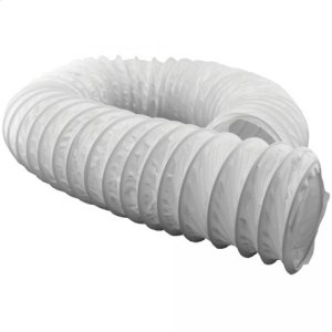 "4"" x 50' (Boxed) Vinyl Hose for Bathroom Fan Vent Kit Product Image"