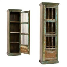 Right Opening Utility Cabinet With Iron