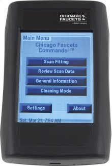 Chicago Faucets Commander Handheld Programming Unit