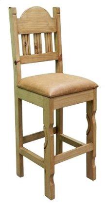 Barstool W/vinyl Seat