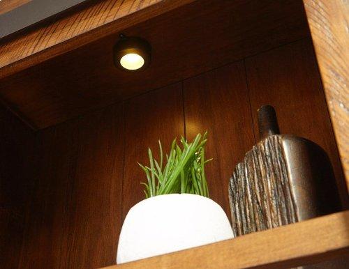 Living Room - Taos Four Piece Wall Unit
