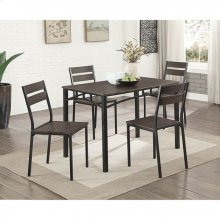 Westport 5 Pc. Dining Table Set
