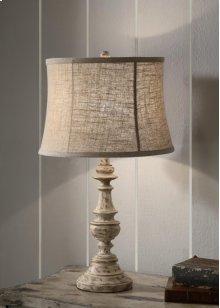 "Cunningham Table Lamp 24.5""Ht."