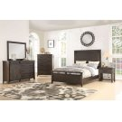 3PC Queen Bed, Dresser/Mirror Product Image
