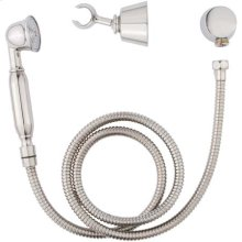 Forever Brass - PVD Hand Shower Set - Wall Mount