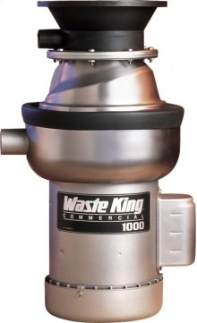 Waste King Commercial - Suspended Disposer