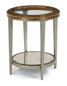 Patina Chairside Table