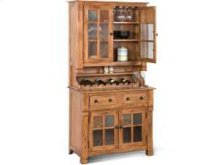 "42""W Sedona Buffet & Hutch"