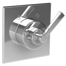 Fleetwood single lever thermostatic trim only, to suit M1-4200 rough