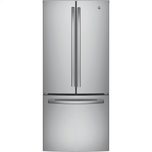 GE®ENERGY STAR® 20.8 Cu. Ft. French-Door Refrigerator