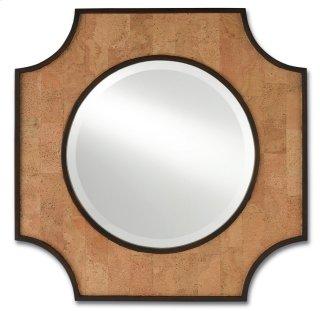 Reina Mirror, Small - 28h x 28w x 1.375d