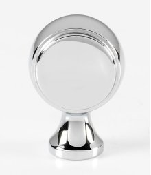 Royale Knob A980 - Polished Chrome