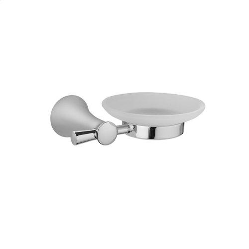 White - Cranford Soap Dish