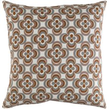 """Trudy TRUD-7138 18"""" x 18"""" Pillow Shell Only"""