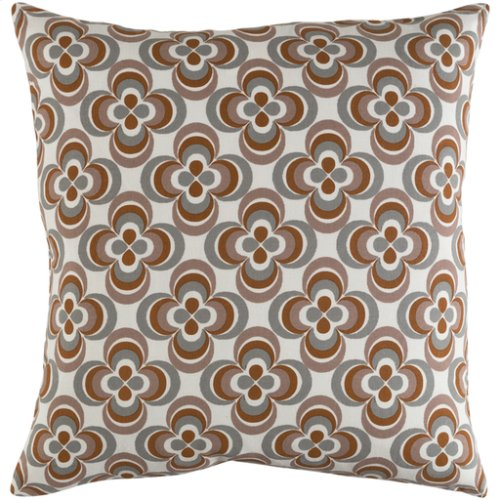 "Trudy TRUD-7138 18"" x 18"" Pillow Shell Only"