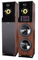 Home Entertainment Tower Speaker With Optical Input. Product Image