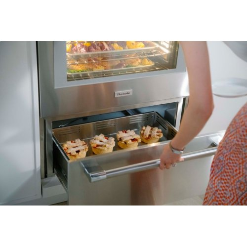 30-Inch Storage Drawer with Push to Open