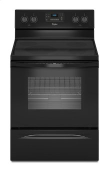 Whirlpool® 4.8 Cu. Ft. Freestanding Electric Range with FlexHeat Dual Radiant Element
