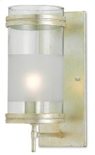 Walthall Silver Wall Sconce Product Image